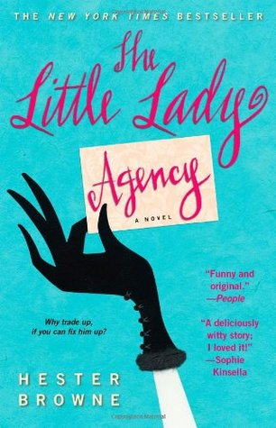 [PDF] [EPUB] The Little Lady Agency (The Little Lady Agency, #1) Download by Hester Browne