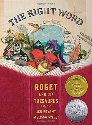 [PDF] [EPUB] The Right Word: Roget and His Thesaurus Download by Jen Bryant