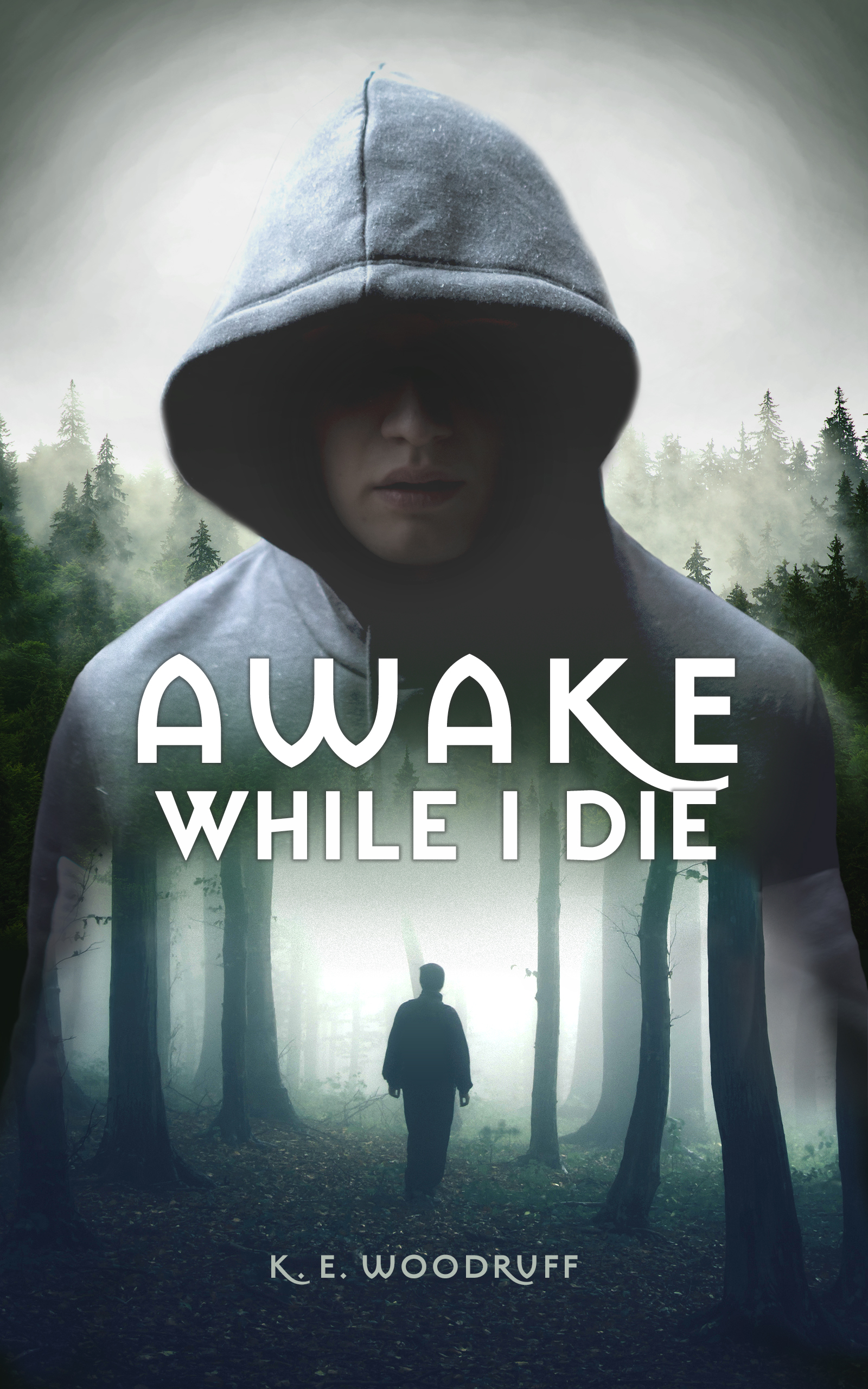 [PDF] [EPUB] Awake While I Die Download by K.E. Woodruff