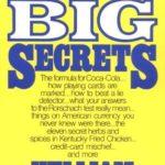 [PDF] [EPUB] Big Secrets Download